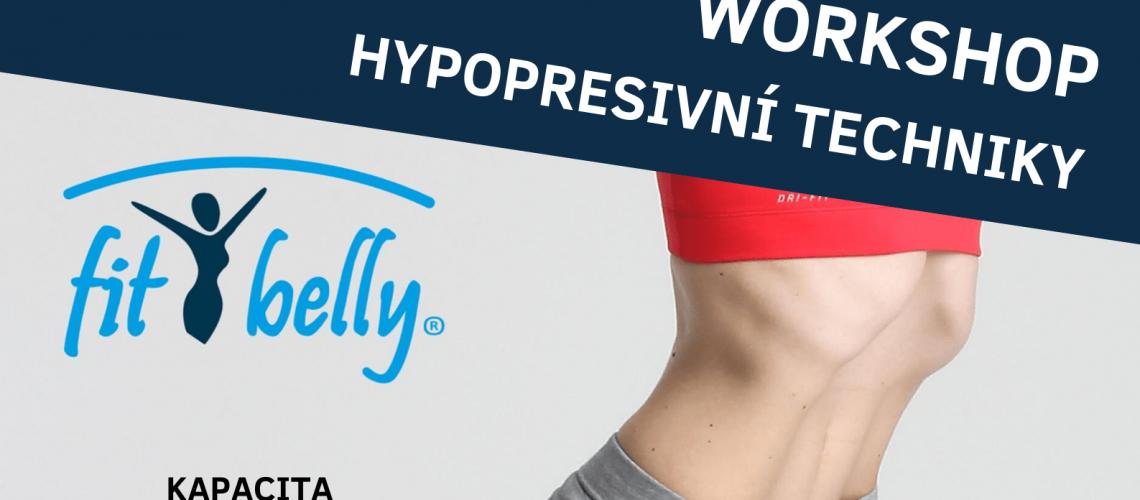 Hypopresivní technika - workshop 22. 2. 2020 web